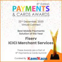 Best Mobile Payments Solution of the Year 2020