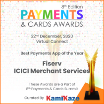 Best Payments App of the Year 2020